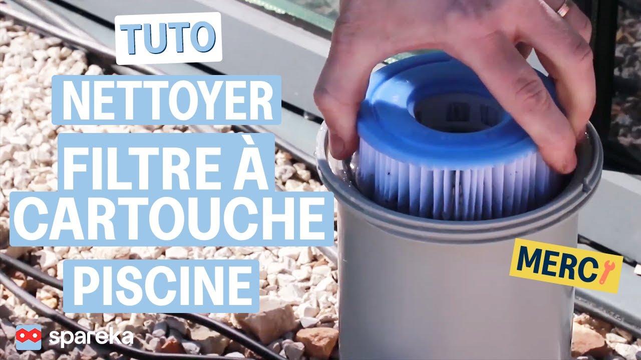 comment nettoyer le filtre a cartouche