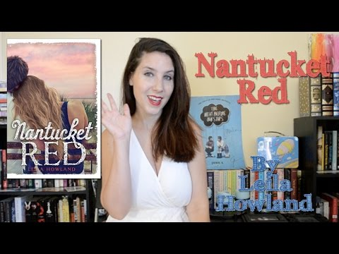 REVIEW: Nantucket Red by Leila Howland
