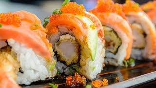 Производство и доставка японской еды как бизнес идея