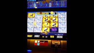Max bet win in silver wolf slot