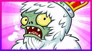 Worst Boss Hunt Of All Time Ft. ZEROxFUSIONZ - Plants vs. Zombies: Garden Warfare 2