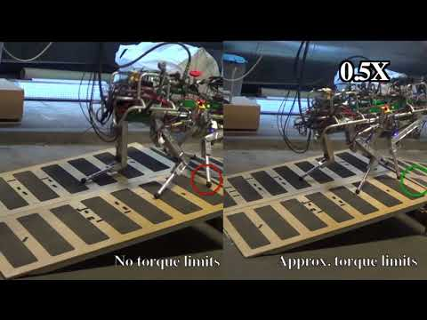 Download Youtube: Simultaneous Contact, Gait and Motion Planning for Robust Multi-Legged Locomotion via MIP (RAL'18)
