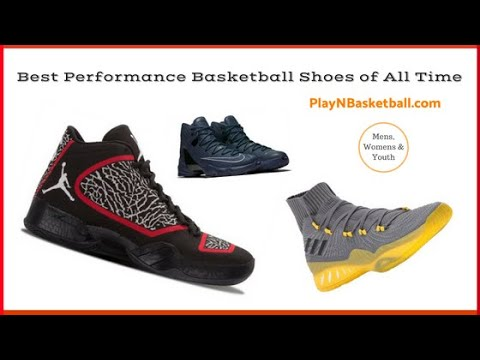 best shoes to play basketball in