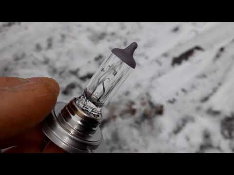 Как поменять лампочку ближнего света нива шевроле