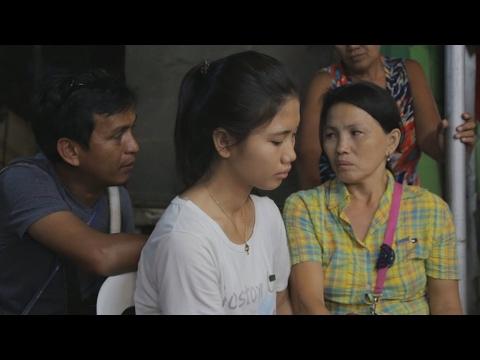 Vidéo: Aux Philippines, la guerre anti-drogue de Duterte ne connaît pas de répit