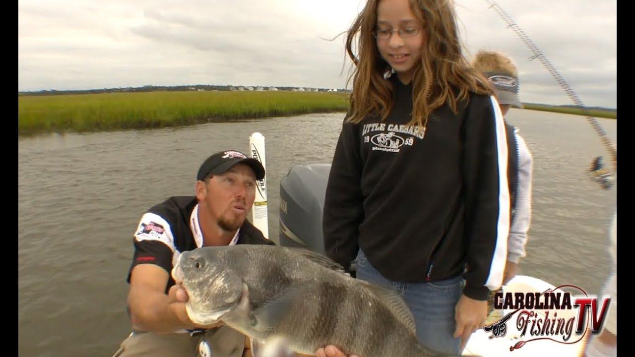 Carolina fishing tv season 2 21 eco tour youtube for Carolina fishing tv