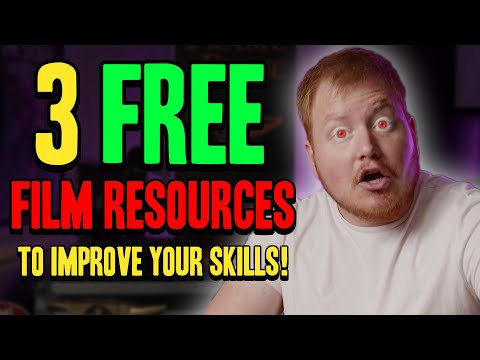 Top 3 FREE Professional Film Making Resources on the Internet