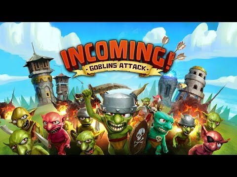 Incoming! Goblins Attack TD - iOS / Android - HD (Sneak Peek) Gameplay Trailer