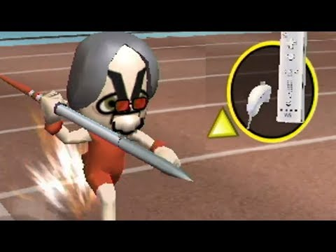 Becoming a Professional Athlete with Mario and Sonic at the Olympic Games