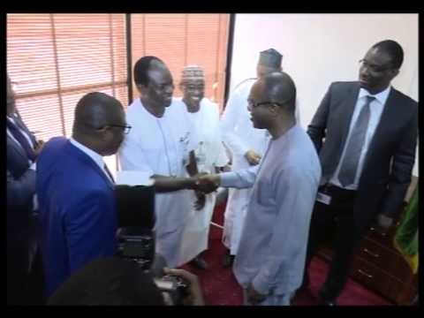 Kachikwu Take Over as GMD NNPC.