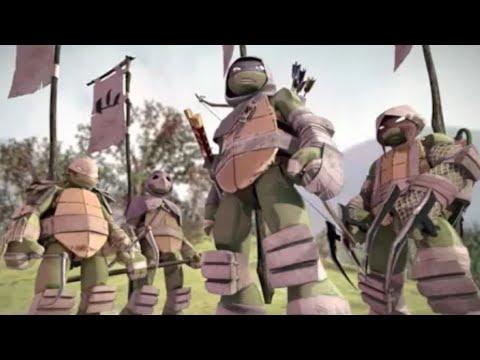 Мультфильм черепашки ниндзя 2012 3 сезон