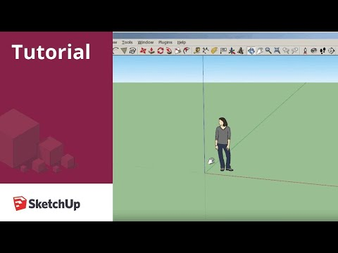 SketchUp Basics for K-12 Education - 1