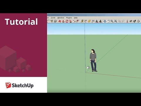 SketchUp Basics for K-12 Education - 1