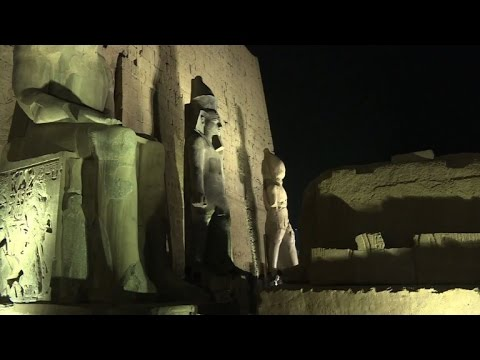 Egypt: restored statue of Ramses II unveiled to the public