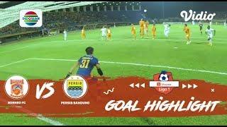 Borneo FC (0) vs (1) Persib Bandung – Goal Highlight | Shopee Liga 1
