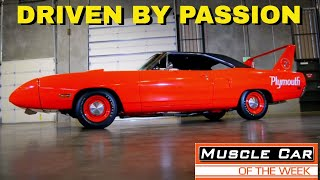 Muscle Car Of The Week Video Episode #143: Driven By Passion