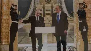 La relación entre España y Rusia, a través de las fotografías de la Agencia Efe