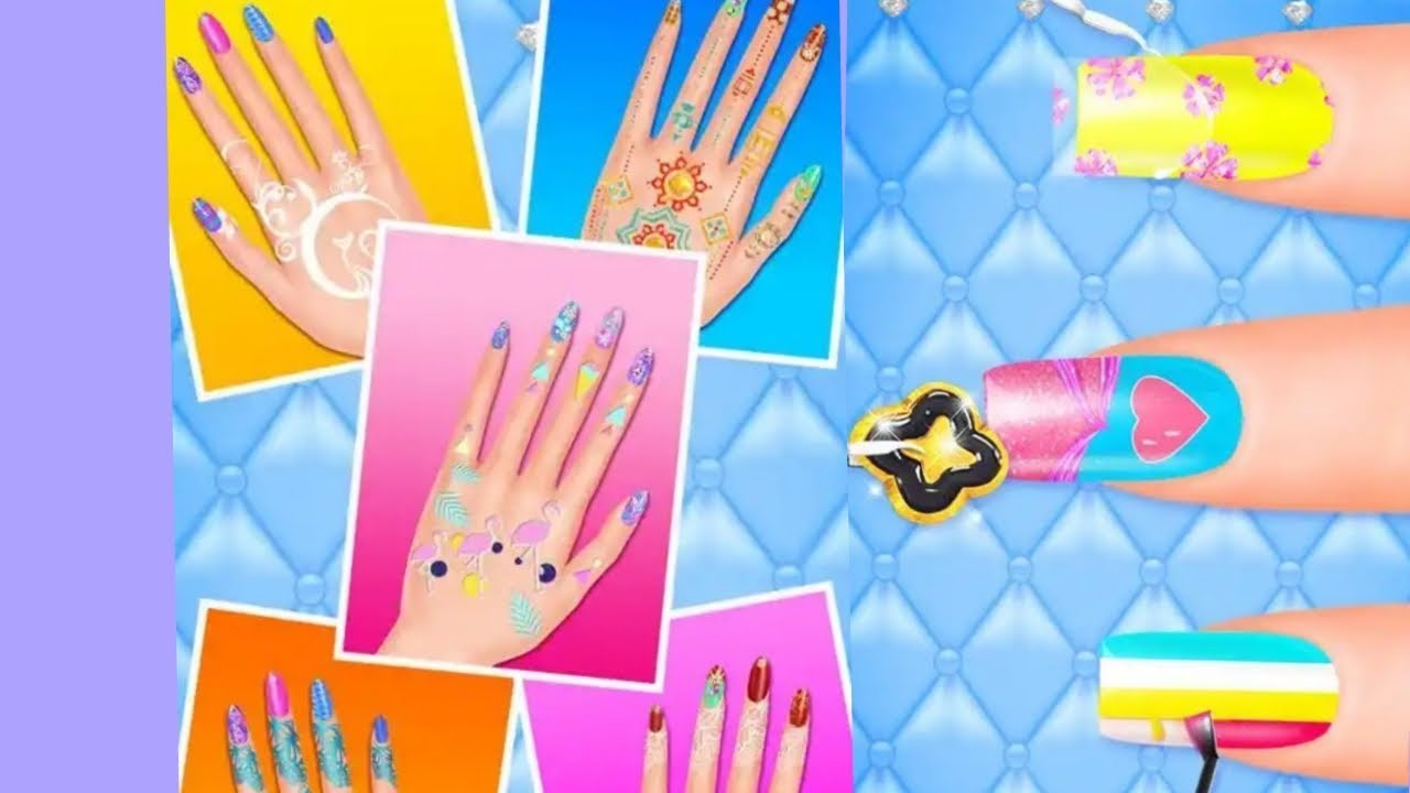 Best Games For Kids To Play Hdnail Art Fashion Salon 2amamzing