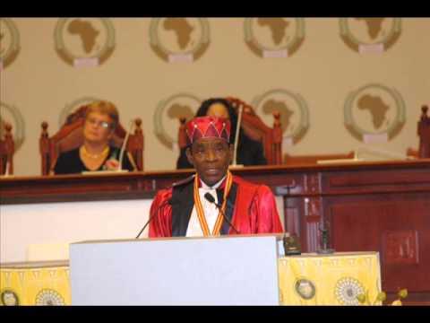 """Dr OBIANG NGUEMA MBASOGO,  """" Rien ne peut empêcher le soleil de briller """""""