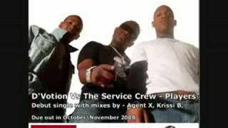 D'votion vs The service crew (emi records) - Players thumbnail