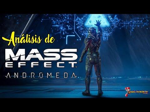 Análisis de Mass Effect Andromeda