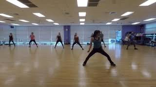 Dip/ Tyga & Nicki Minaj/ choreography by Amie Torla Video