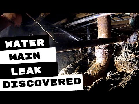 water-main-leak-discovered-in-crawl-space-plumbing