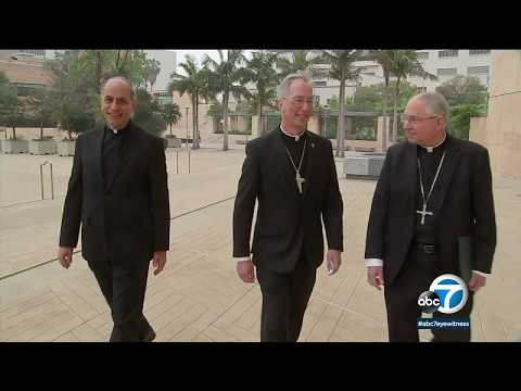 Pope Francis names new auxiliary bishop for Los Angeles | ABC7