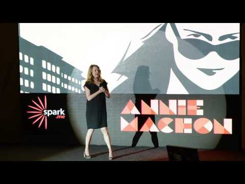 """Spark.me 2016 - Annie Machon - """"Fight for Your Right to Privacy"""""""