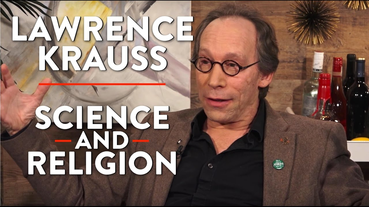On Science and Religion (Pt. 3)   Lawrence Krauss   ACADEMIA   Rubin Report