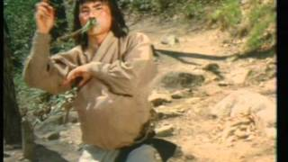 Elton Chong Imitates His Master, The Old Beggar - Funny Kung Fu Movie Fight Scene