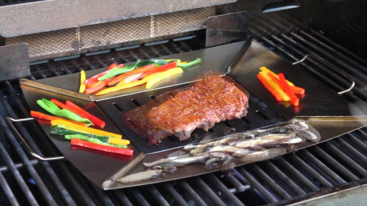 Sur La Table® Grill and Sear Plancha