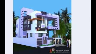 BEST 2 STORY HOUSE PLAN AND DESIGN