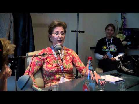 Interview France inter Emma Bonino and Ellen Gracie Northfleet part1