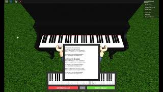 Demons On Roblox Piano