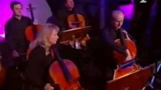 Kasia Stankiewicz - Prześliczna wiolonczelistka (live)