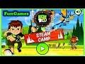 Ben10 Steam Camp | Cartoon Network Games