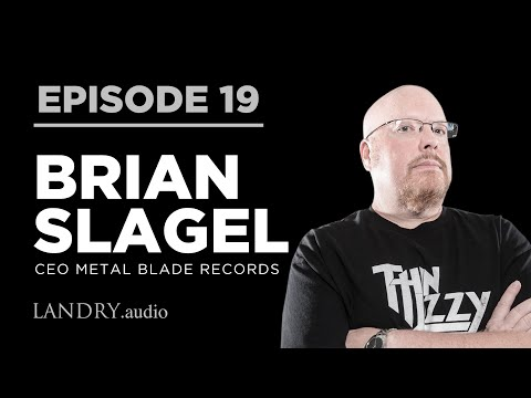 Metal Blade Records CEO Brian Slagel on the music business, digital sales, and state of heavy music