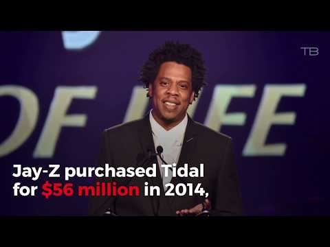 Jay Z's Tidal Is Being Investigated for False Streaming Numbers Mp3