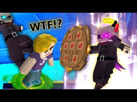 Power Of Repel Rune!? - Bed Wars! [Crazy Power] [BlockmanGo]