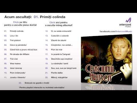 Stefan Hrusca - Primiti colinda (01/23) [Craciunul cu Hrusca]
