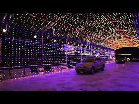 2011 Holiday of Lights & Holiday Hayride - YouTube