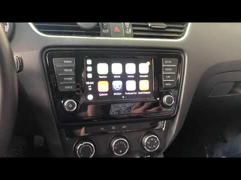 Columbus MIB1 to MIB2 upgrade with SmartLink Apple CarPlay