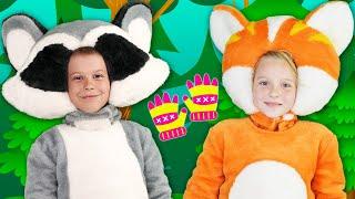 Маленькие Котята | Песни для Детей | Сборник Песенок 10 минут Чух Чух ТВ