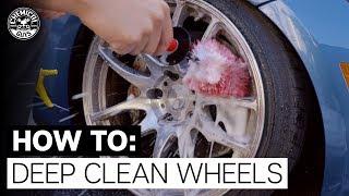 In Depth Wheel Detail: Dirty Wheel & Caliper - Chemical Guys!