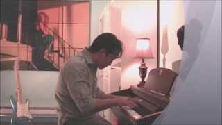Cơn Mưa Phùn (Đức Huy) Piano . Nguyen Thuy Doan. (HD)