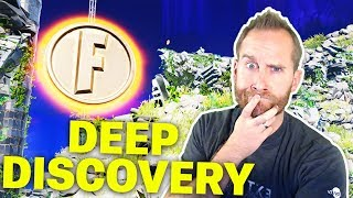 How to Find All the Coins in Senix's Deep Discovery Map in Fortnite Creative Mode!