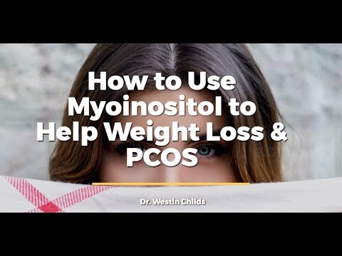 How to Use Myoinositol to Help Weight Loss & PCOS
