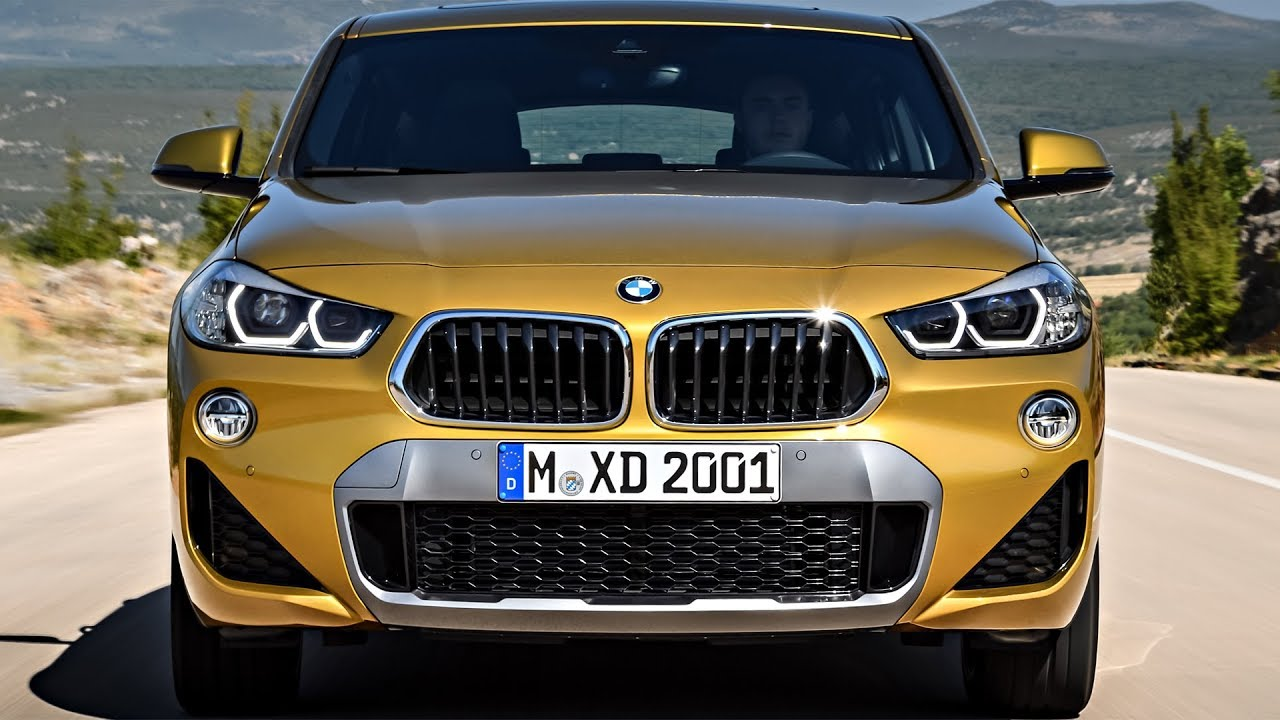 bmw x2 2018 features design driving youtube. Black Bedroom Furniture Sets. Home Design Ideas