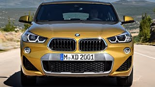 BMW X2 (2018) Features, Design, Driving